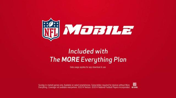 Verizon NFL Mobile TV Spot, 'Cooking Class' Featuring Drew Brees - Thumbnail 8