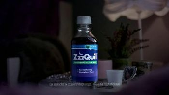 Vicks ZzzQuil TV Spot, 'Sleep Like the Kids are Away' - Thumbnail 1