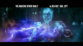 The Amazing Spider-Man 2 Blu-ray and DVD TV Spot