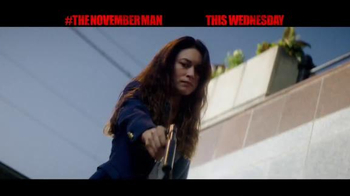 The November Man - Alternate Trailer 13