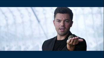 IBM Cloud TV Spot, 'Who's Sharing Your Cloud?' Feat. Dominic Cooper