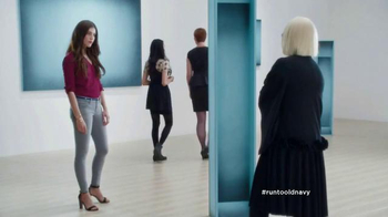 Old Navy Jeans TV Spot, 'Art is Dead. Jeans are Alive.' Feat. Amy Poehler - Thumbnail 1