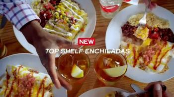 Chili's Top Shelf Enchiladas TV Spot, 'A New Level of Flavor'