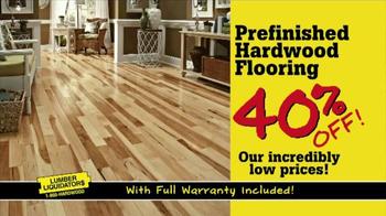 Lumber liquidators tv commercial 39 unbeatable prices for Lumber liquidators decking material