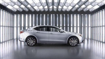 2015 Acura TLX TV Spot, 'My Way' Song by Sid Vicious