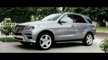 2015 Mercedes-Benz ML 350 TV Spot, 'The Worst of the Road' - Thumbnail 8