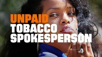Truth TV Spot, 'Unpaid Tobacco Spokesperson' Song by Dominique Young Unique