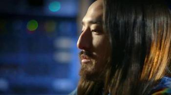 Guitar Center TV Spot, 'The Greatest Feeling on Earth' Featuring Steve Aoki