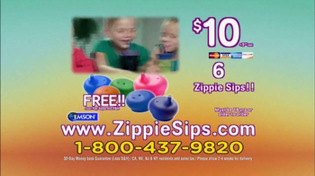 Zippie Sips TV Spot, 'Never Spill Again' - Thumbnail 7