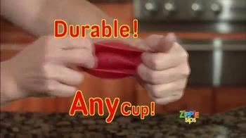 Zippie Sips TV Spot, 'Never Spill Again' - Thumbnail 5