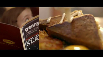 Denny's Holiday Slam TV Spot, 'Naughty or Nice'
