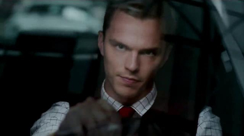 2015 Jaguar XF TV Spot, \'British Intel\' Featuring Nicholas Hoult