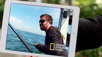 Nat Geo TV App TV Spot, 'Extra Arms' - Thumbnail 5