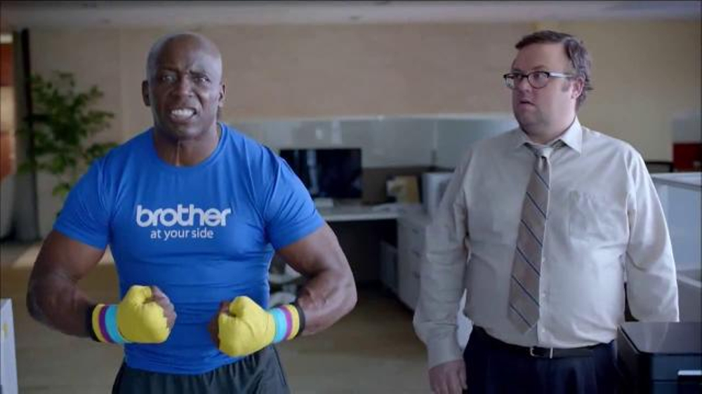 Brother Office Smart Series TV Commercial, 'Fast' Ft. Billy Blanks ...