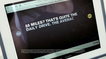 Nissan Leaf TV Spot, 'Kick Gas' - Thumbnail 5
