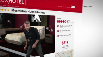 trivago TV Spot, 'Ideal Hotel for Less' - Thumbnail 4