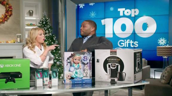 Walmart TV Spot, 'Gift List' Feat. Anthony Anderson and Melissa Joan Hart