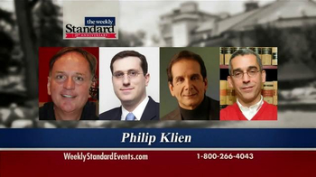 Weekly Standard 20th Anniversary Summit TV Spot, 'Register Today!'