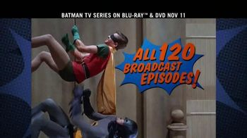 Batman TV Series Blu-ray and DVD TV Spot