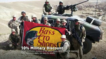 Bass Pro Shops TV Spot, 'Veterans Day'