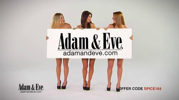 Adam & Eve TV Spot, \'Spicy\'