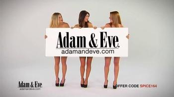 Adam & Eve TV Spot, 'Spicy'