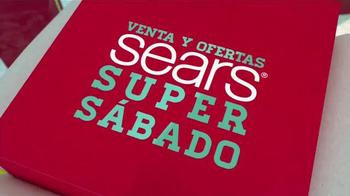 Venta y Ofertas Sears Súper Sábado TV Spot, 'Ropa de Abrigo' [Spanish]