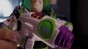 Buzz Lightyear Power Projector TV Spot
