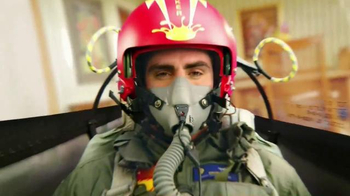 Starburst TV Spot, 'Tiny Jet'