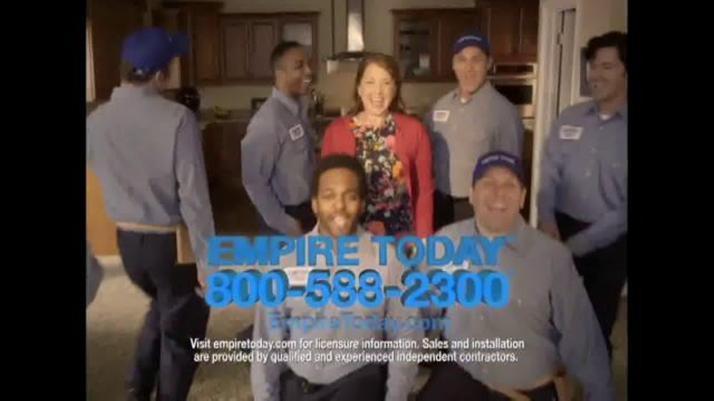 Empire Today 99 Room Sale Tv Commercial Some Big Some