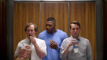 Metamucil Health Bar TV Spot, 'Elevator' Featuring Michael Strahan - 4195 commercial airings