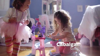 Fisher Price Disney Princess Klip Klop Stable TV Spot [Spanish]