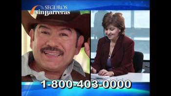 Seguros Sin Barreras TV Spot, 'Confianza, Ahorro y Tranqulidad' [Spanish]