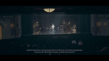 VISA Checkout TV Spot, 'Nutcracker' Featuring Maria Kochetkova