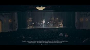 VISA Checkout TV Spot, 'Nutcracker' Featuring Maria Kochetkova
