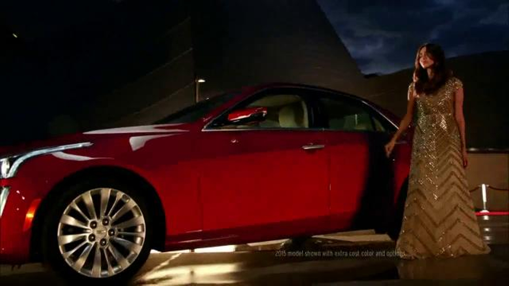 Honda North America >> Cadillac Season's Best Event TV Commercial, 'Holiday ...