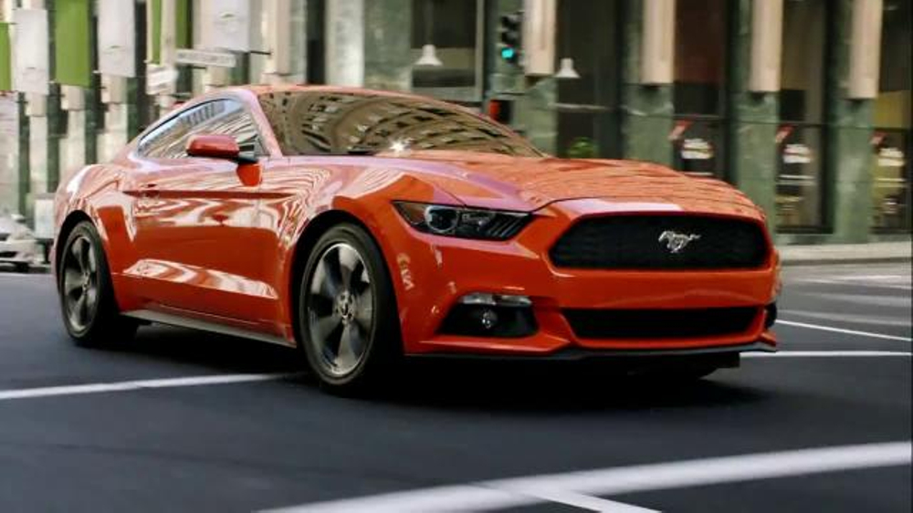 Ford Mustang TV Commercial, 'The Rush' - iSpot.tv