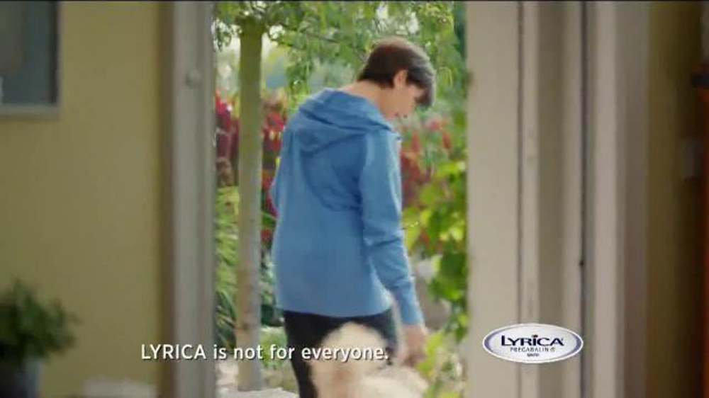 Lyrica TV Commercial, 'I was Active' - iSpot.tv