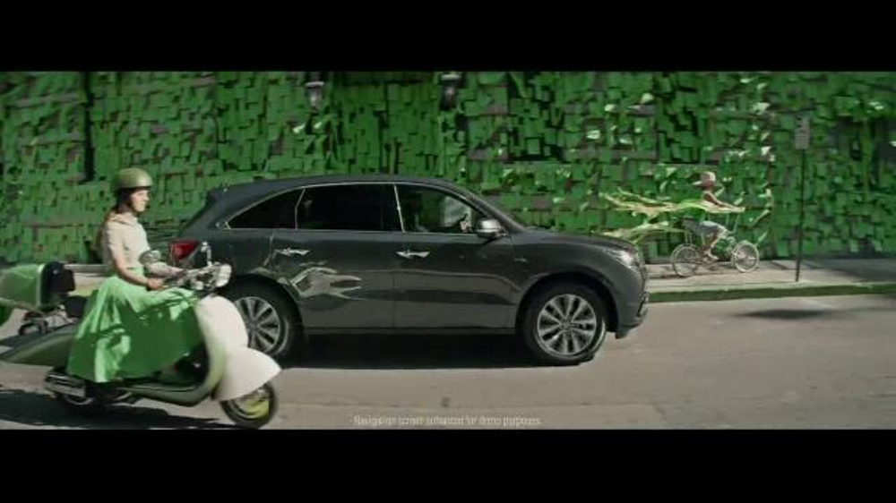 Acura MDX TV Commercial, 'Beaten Path' - iSpot.tv