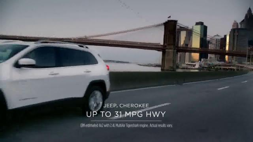 Toyota Commercial Song >> Jeep Cherokee TV Commercial, 'Big Finish 2014: Christmas ...