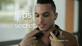 Flips Audio TV Spot, 'First Reactions' - Thumbnail 2