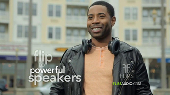 Flips Audio TV Spot, 'First Reactions' - Thumbnail 7