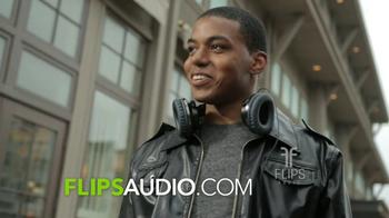 Flips Audio TV Spot, 'First Reactions'