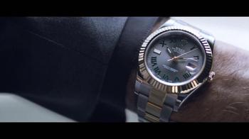 Rolex TV Spot, 'History' Featuring Roger Federer - Thumbnail 1