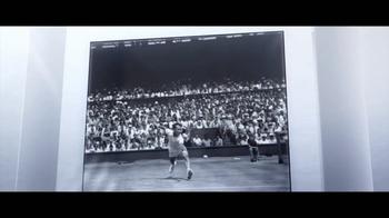 Rolex TV Spot, 'History' Featuring Roger Federer - Thumbnail 3