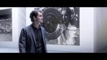 Rolex TV Spot, 'History' Featuring Roger Federer - Thumbnail 5