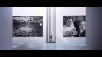 Rolex TV Spot, 'History' Featuring Roger Federer - Thumbnail 7