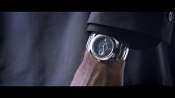 Rolex TV Spot, 'History' Featuring Roger Federer - Thumbnail 9