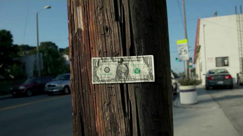 Esurance TV Spot, 'One Dollar Bill' - 550 commercial airings