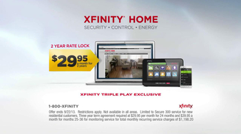 Xfinity Home TV Spot, 'On Vacation' - Thumbnail 9